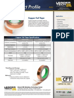 Leadertech Copper Foil Tapes