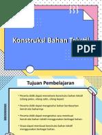 PPT Konstruksi Bahan Tekstil.pptx