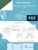 Diastereoisomer dan Aktivitas Biologis Obat (Kelompok 3).pptx