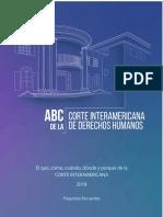 ABC de la Corte Interamericana de Derechos Humanos.pdf