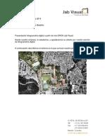 Presentación fotogrametría digital a partir de mini DRON Jab Visual.