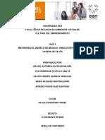 Guía 4. Mejorando el modelo de negocio, simulación financiera y cadena de valor.docx