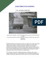 40 años del Programa Mínimo de los estudiantes colombianos