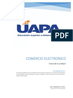 Comercio electronico Unidad I
