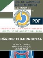63.- Cancer Colorectal, Dx
