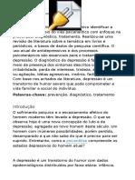 Interface Depressão e Psicanálise.odt