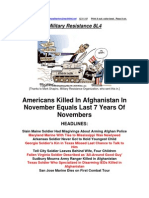 Military Resistance 8L4 Headlines[1]