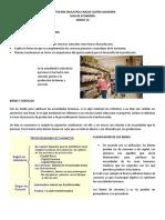 TALLER DE PRODUCCIÓN DE BIENES Y SERVICIOS