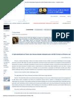 A Aplicabilidade da Teoria das Necessidades Interpessoais de Will Schutz ao Ensino Jurídico - Conteúdo Jurídico
