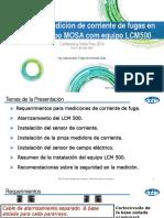 Práctica de Medición de corriente de fuga en Pararrayos tipo MOSA - Parte I.pdf