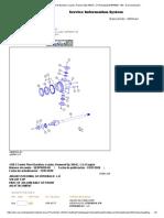 GRAFICA 2 TREN DELANTERO 416F2 Center Pivot Backhoe Loader, Powered By 3054C, C4.4 Engine(SEBP6850 - 68) - Documentación