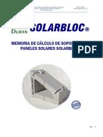 Memoria de cálculo Solarbloc®