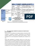 ACTIVIDAD II-ECOSISTEMAS
