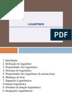 Aula 12 Função Logarítmica