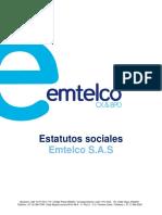Estatutos Sociales Emtelco S.A.S.pdf