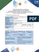 Guía de actividades y rúbrica de evaluación-Tarea 2 Presentar informes con la solución de los problemas conceptos básicos y estados financieros.doc