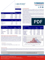 DERIVATIVE REPORT FOR 13 DEC - MANSUKH INVESTMENT AND TRADING SOLUTIONS