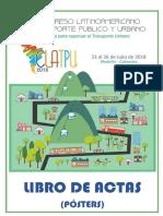 Libro de Actas de pósters_CLATPU 2018.pdf