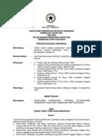 Pp. No 224 Th 1961 Ttg Pelaksanaan Pembagian Tanah Dan Pemberian Ganti Ke