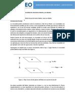 Guía de Práctica 2 - Viscosidad de fluidos Newtonianos