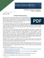 Ncsd Covid-19 Press Release 3.15.2020