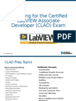 Preparation for the CLAD Exam - .pptx
