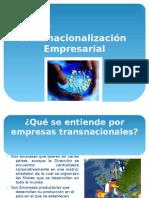 transnacionalización  empresarial