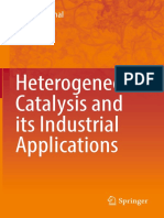 Martin Schmal (auth.) - Heterogeneous Catalysis and its Industrial Applications-Springer International Publishing (2016)