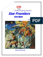 d20 Star Frontiers - Core Rules 4.5