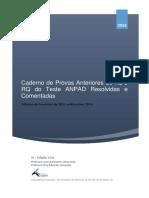 Caderno do Teste ANPAD Provas de RL e RQ Anteriores Resolvidas - Edição IX 2016 (1).pdf