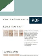 Basic Macrame Knots.pptx