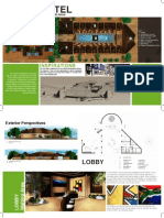 South Africa- Vrede Hotel Presentation Boards