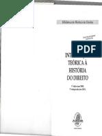 Introdução Teórica à História do Direito - Ricardo Marcelo Fonseca (2).pdf