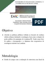EAIC Apresentação