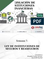 S7 LEY DE INSTITUCIONES DE SEGUROS Y REASEGUROS - copia