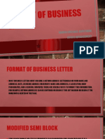 FORMAT OF BUSINESS LETTER.pptx