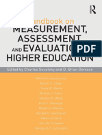 Handbook on Measurement, Assessment, and Evaluation in Higher Education ( PDFDrive.com ).pdf