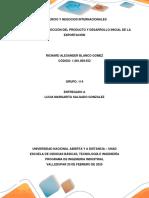 Fase 1 - Elección del producto y desarrollo inicial de la exportación_grupo_144_richard_blanco