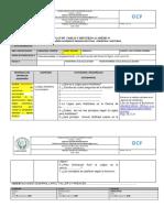TAREAS DE APRENDIZAJE SEGUNDO DE BACHILLERATO OCTAVIO CORDERO PALACIOS 2019 2020