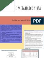 síndrome metabólico y hta