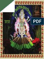 Lalitha Peetham Calendar 2020