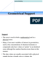 Material 5 - Geometrical Support _ Dispersion Variance