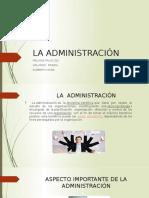 LA ADMINISTRACIÓN.pptx