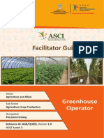 Green House Operator