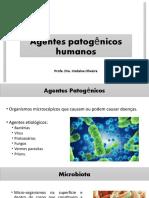 Patogenias humanas