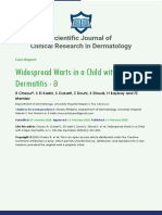 Scientific Journal of Clinical Research in Dermatology