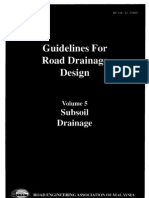 Subsoil Drainage ~REAM 3-2002 v5