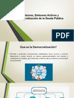 Democratización y Emisores Activos a Presentar.pptx