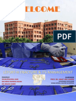 Presentation of Le Fort - III Fractures and Its Management