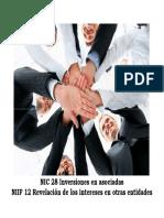 NIC 28 Inversiones en asociadas 2011 [Modo de compatibilidad]